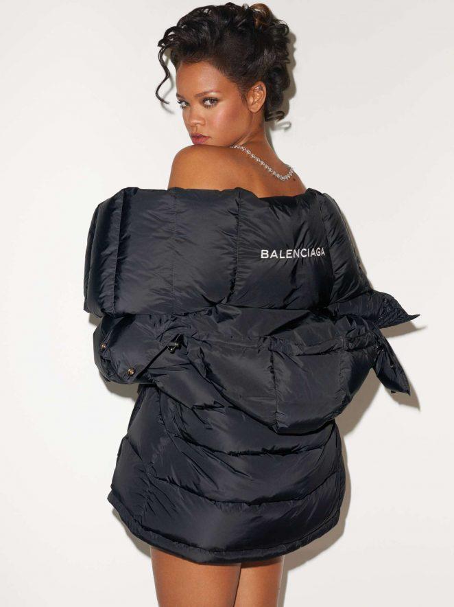 Rihanna: Terry Richardson Photoshoot for CR Fashion Book 2016 -03