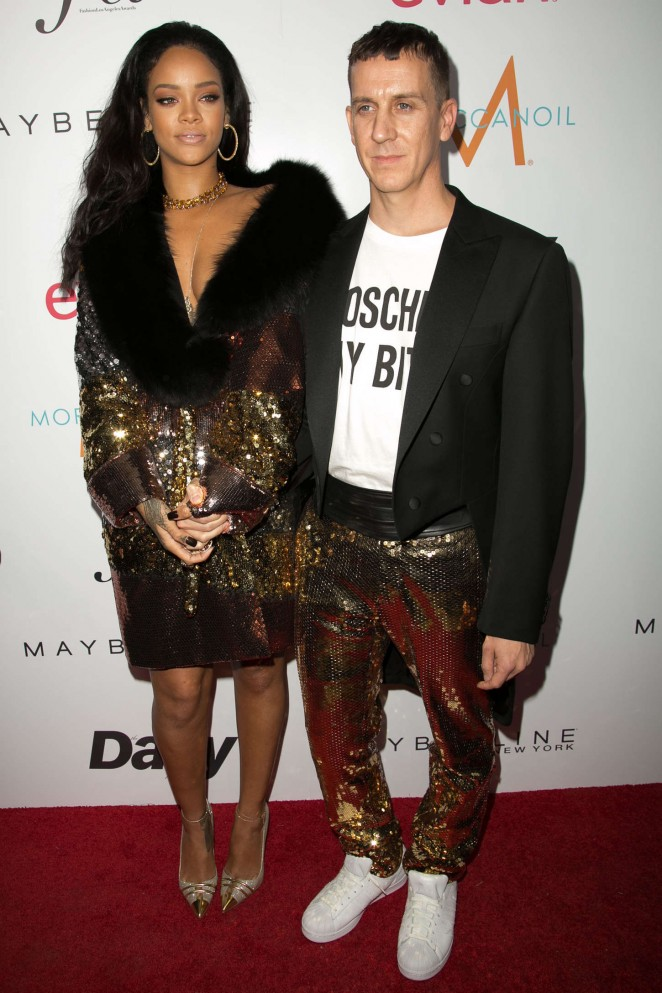 Rihanna: The Daily Front Row Fashion LA Awards 2015 -31