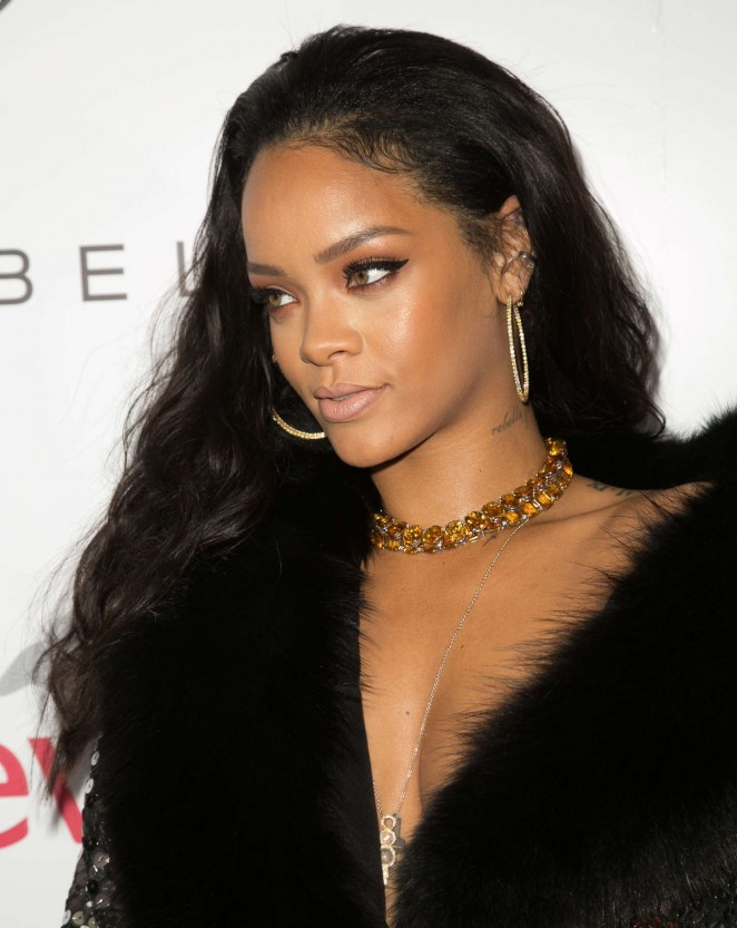 Rihanna: The Daily Front Row Fashion LA Awards 2015 -38