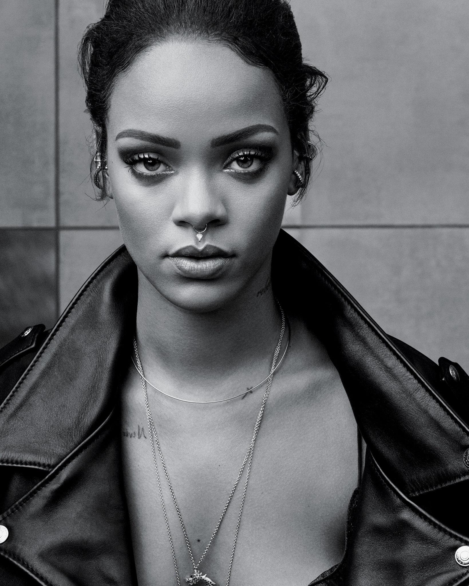 Rihanna The New York Times Style Magazine October 2015