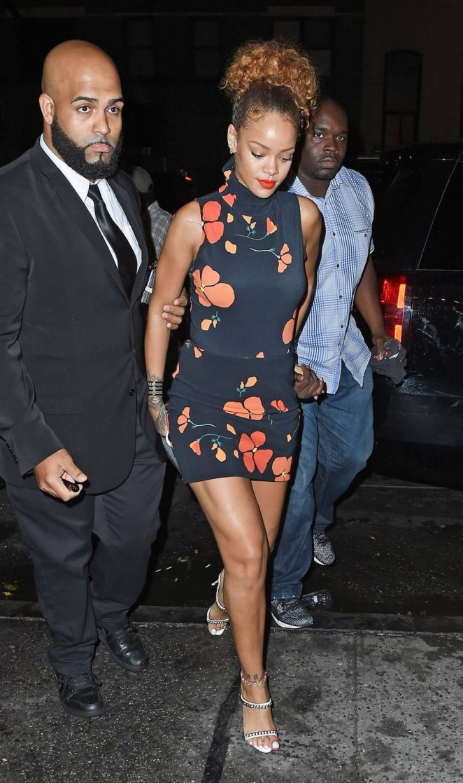 Rihanna – Up & Down Nightclub in NYC