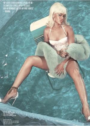 Rihanna - V Magazine (Summer 2015)