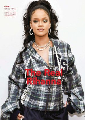 Rihanna - Vogue Japan Magazine (August 2018)