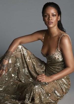 Rihanna - Vogue Magazine (April 2016)
