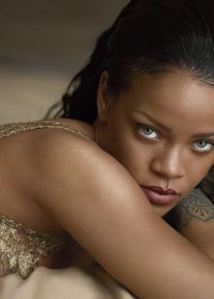 Rihanna: Vogue Magazine 2016 -02