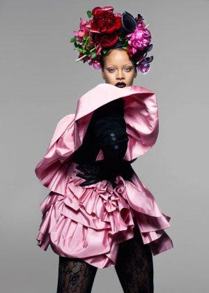 Rihanna - Vogue UK Magazine (September 2018)