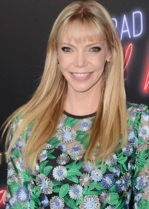 Riki Lindhome - 'Bad Times at the El Royale' Premiere in Los Angeles