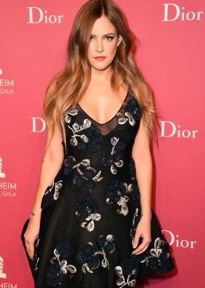 Riley Keough - 2015 Guggenheim International Gala Pre-Party in NY