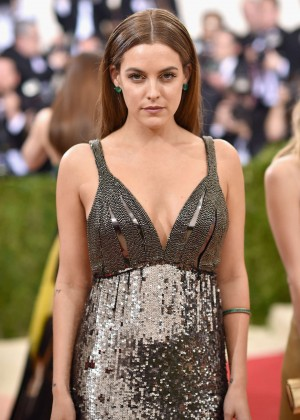 Riley Keough - 2016 Met Gala in NYC