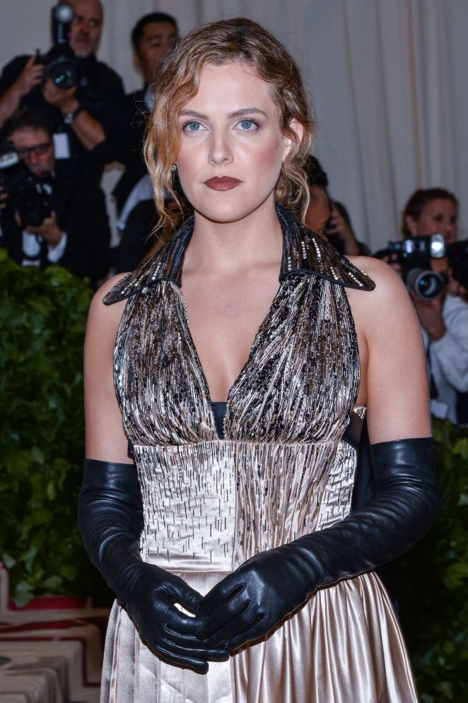 Riley Keough - 2018 MET Gala in NYC