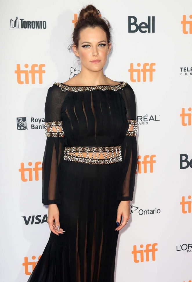 Riley Keough - 'American Honey' Photocall at 2016 TIFF in Toronto