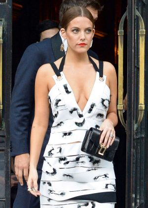 Riley Keough - Arrives at 2016 CFDA Fashion Awards in New York
