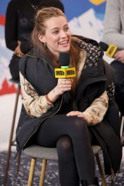 Riley Keough - IMDb Studio at the 2020 Sundance Film Festival in Park City