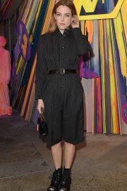 Riley Keough - Louis Vuitton Maison Store Launch Party in London