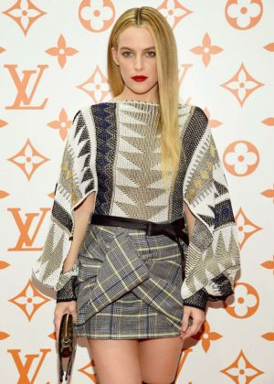 Riley Keough - Louis Vuitton x Grace Coddington Event in NYC