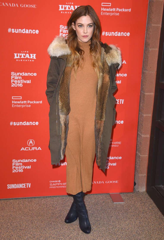 Riley Keough 2016 : Riley Keough: Lovesong Premiere at 2016 Sundance Film Festival -03