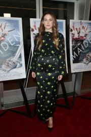 Riley Keough - 'Maiden' Premiere in Los Angeles
