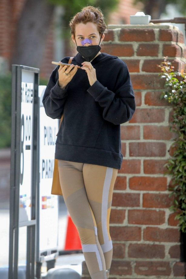 Riley Keough - Out in in Beverly Hills