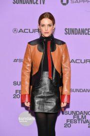 Riley Keough - 'Zola' Premiere at 2020 Sundance Film Festival in Park City