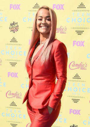 Rita Ora - 2015 Teen Choice Awards in LA