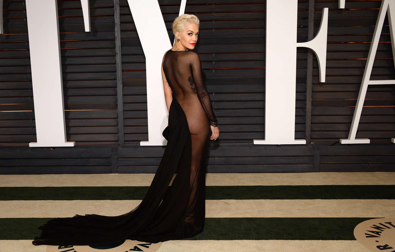 Rita Ora: 2015 Vanity Fair Oscar Party -37 - GotCeleb