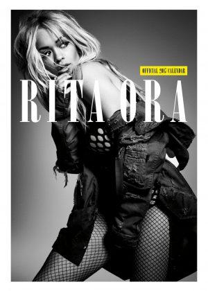 Rita Ora - 2017 Calendar Preview