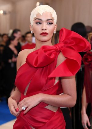 Rita Ora - 2017 MET Costume Institute Gala in NYC
