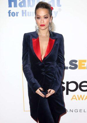 Rita Ora - 2017 Samsung Charity Gala in New York City
