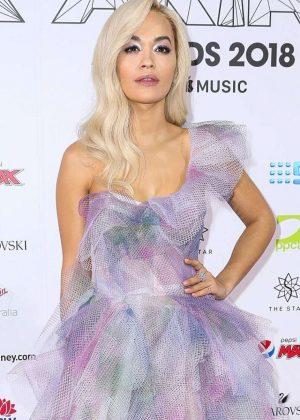 Rita Ora - 2018 Aria Awards in Sydney