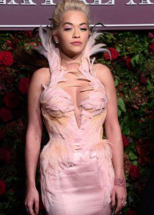 Rita Ora - 2018 Evening Standard Theatre Awards in London