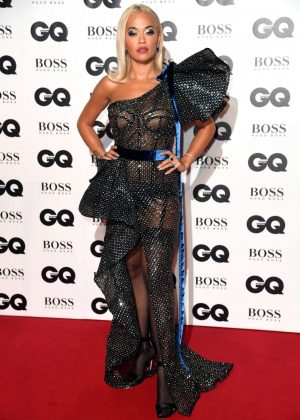 Rita Ora - 2018 GQ Men of the Year Awards in London
