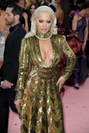Rita Ora - 2019 Met Gala in NYC