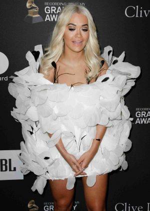 Rita Ora - 2019 Recording Academy and Clive Davis Pre-GRAMMY Gala in LA