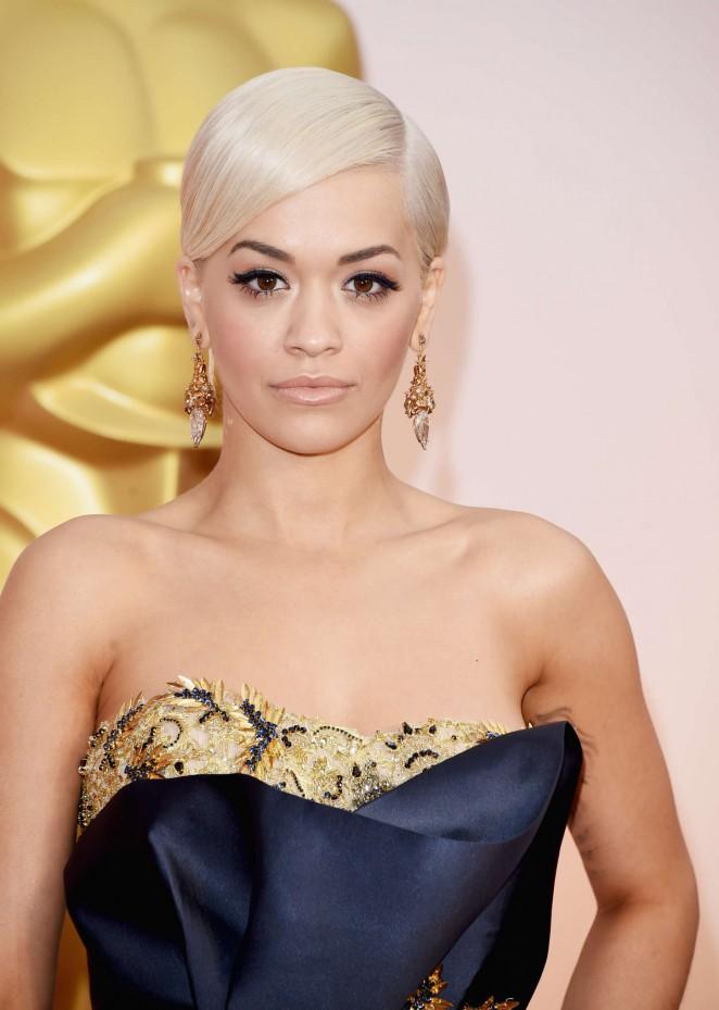 Rita Ora - 2015 Academy Awards in Hollywood
