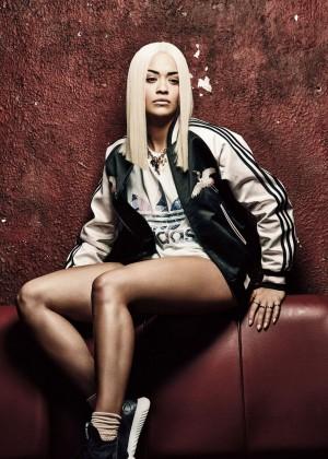 Rita Ora - Adidas Originals Photoshoot 2016