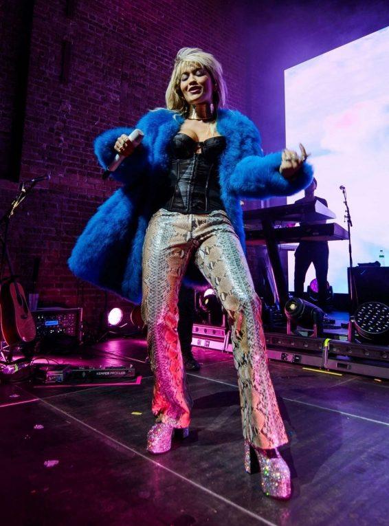Rita Ora - Amazon Prime Day Concert in London