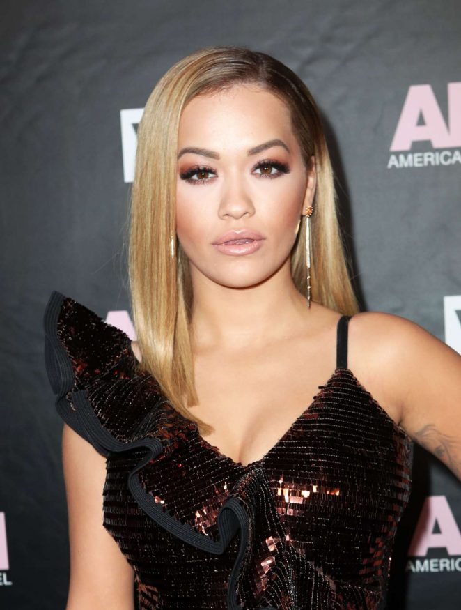 Rita Ora: Americas Next Top Model Premiere Party -06