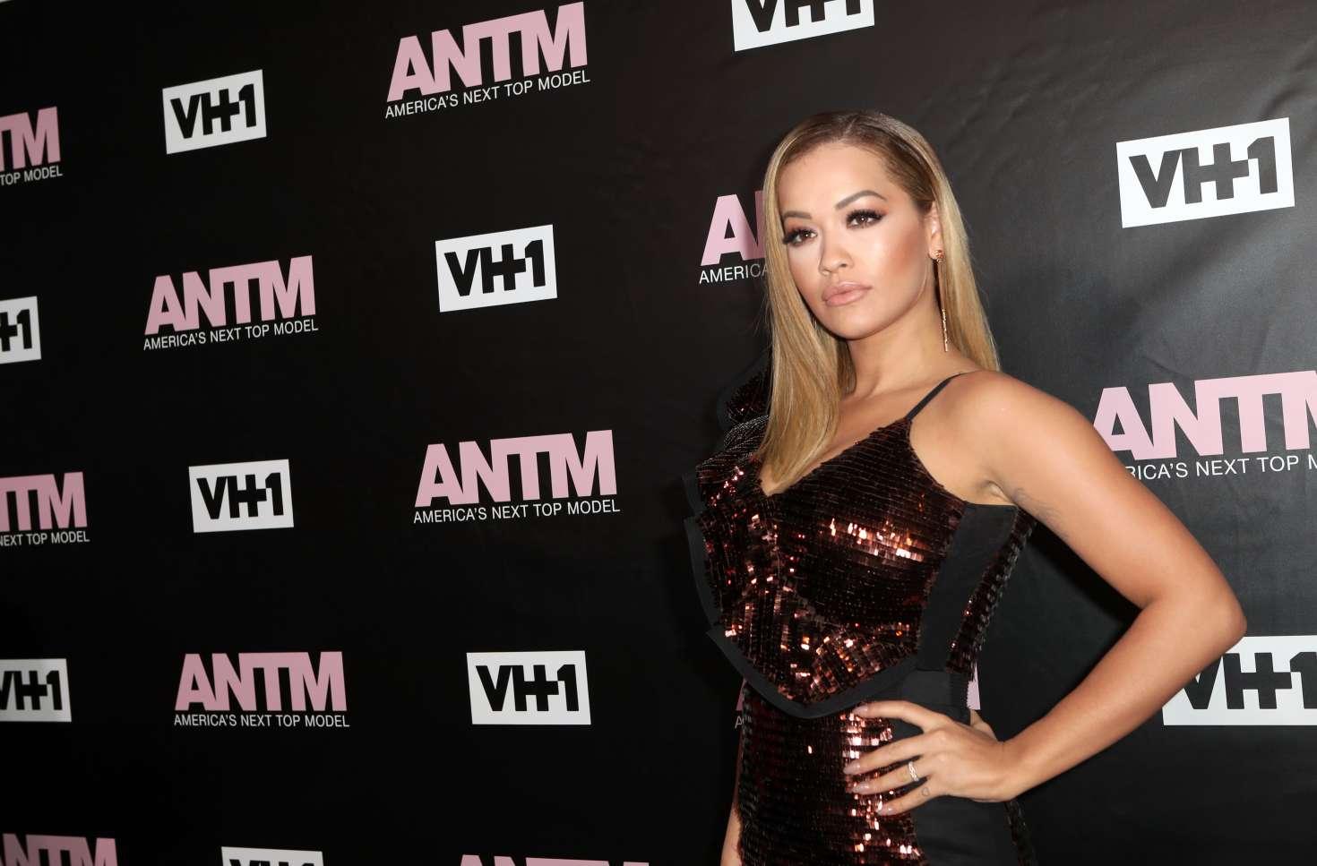 Rita Ora 2016 : Rita Ora: Americas Next Top Model Premiere Party -08