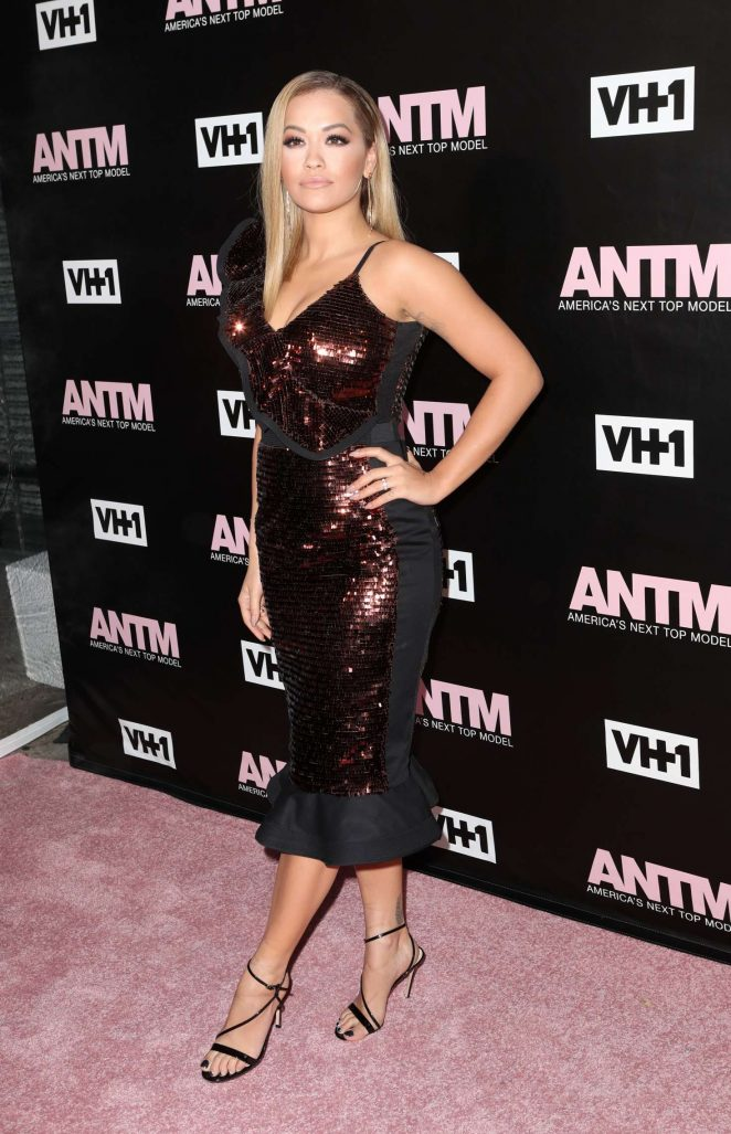 Rita Ora: Americas Next Top Model Premiere Party -10