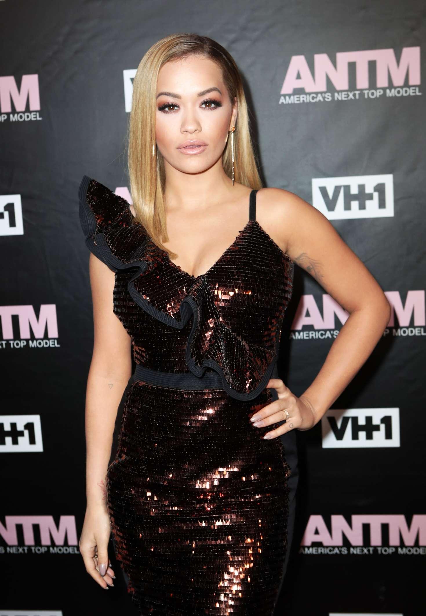 Rita Ora - America's Next Top Model Premiere Party in New York City