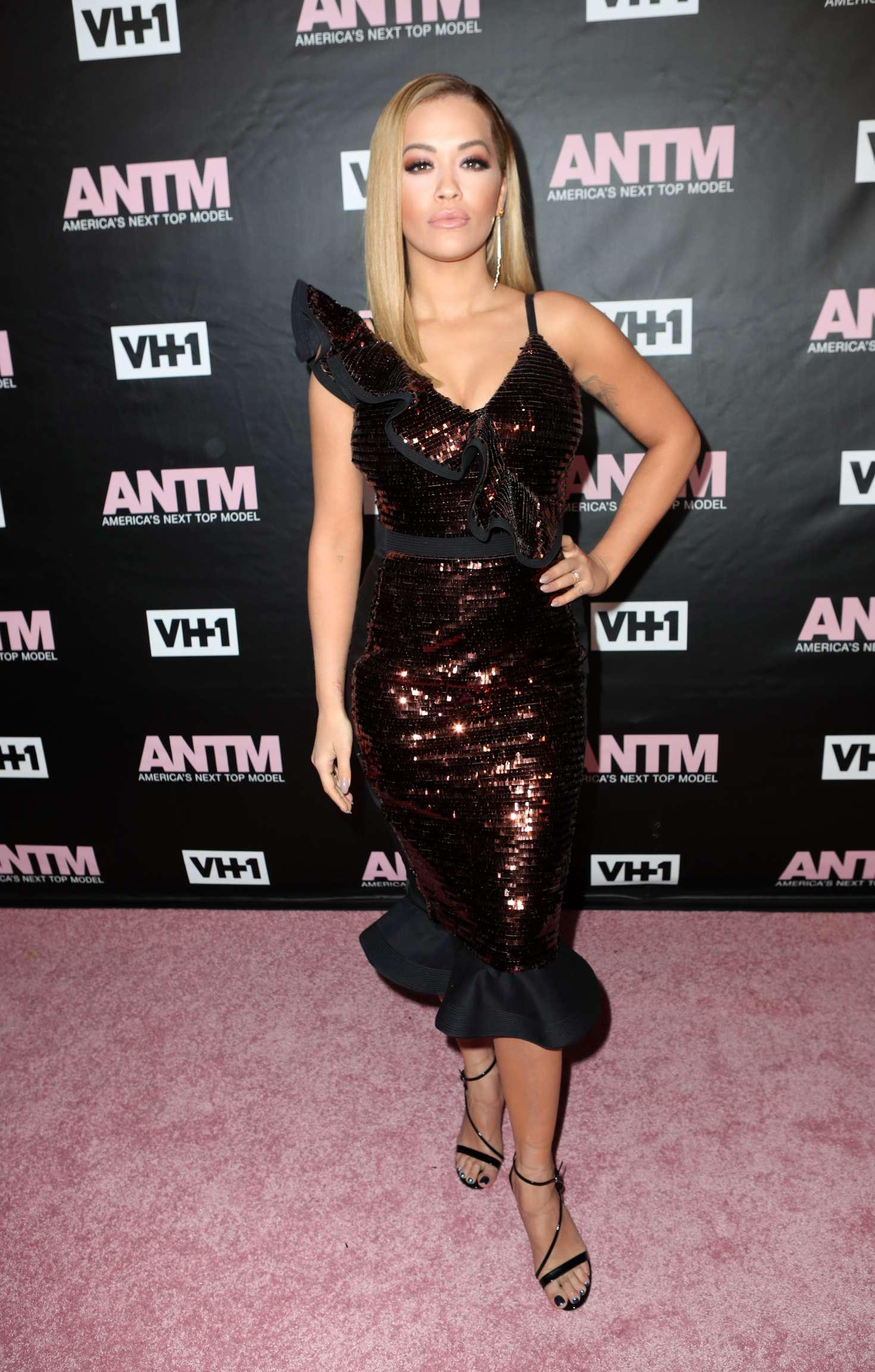 Rita Ora 2016 : Rita Ora: Americas Next Top Model Premiere Party -13