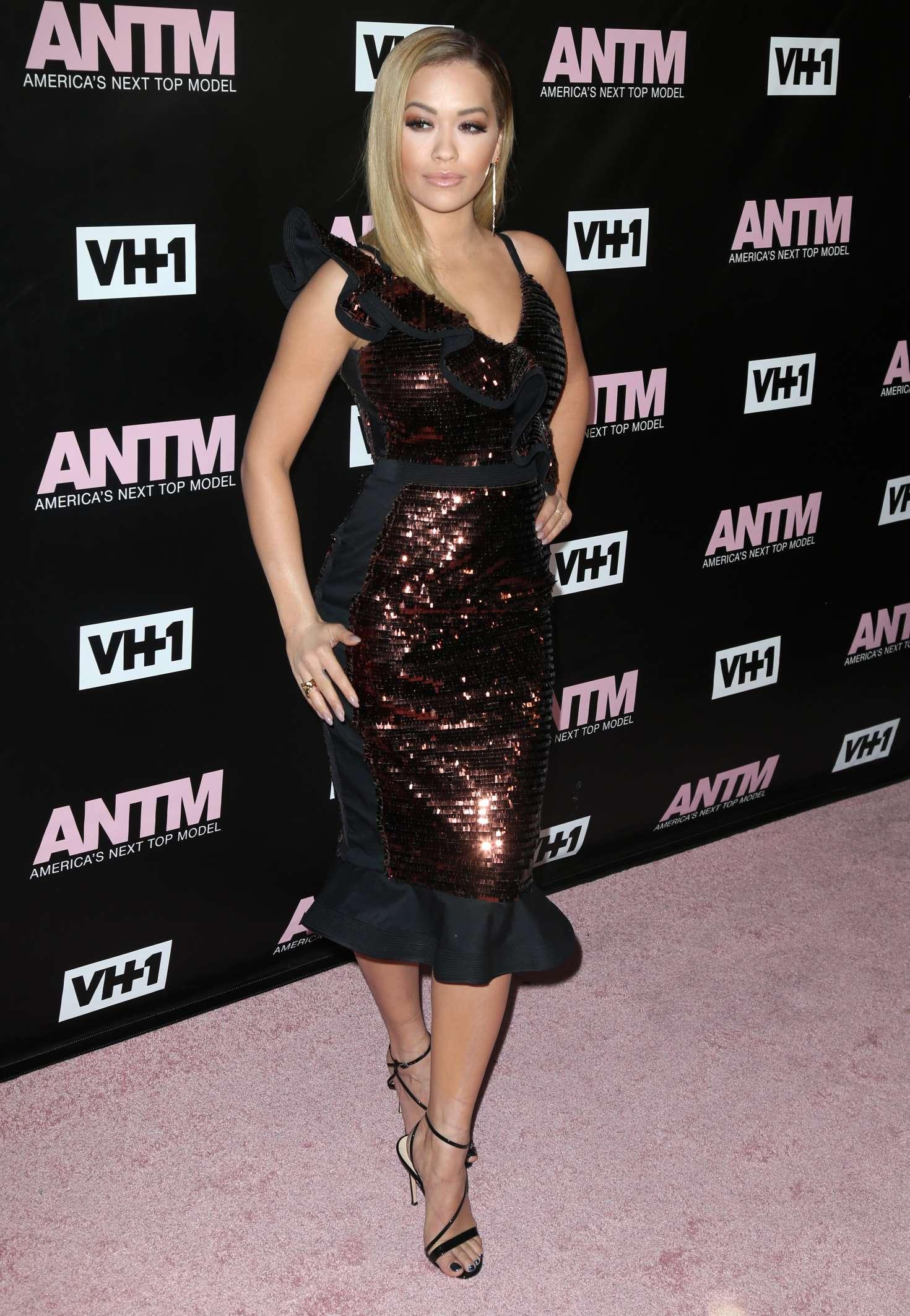 Rita Ora 2016 : Rita Ora: Americas Next Top Model Premiere Party -16