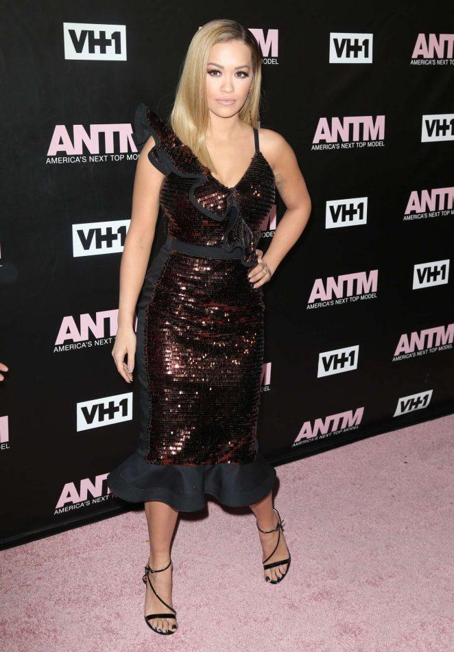 Rita Ora 2016 : Rita Ora: Americas Next Top Model Premiere Party -19