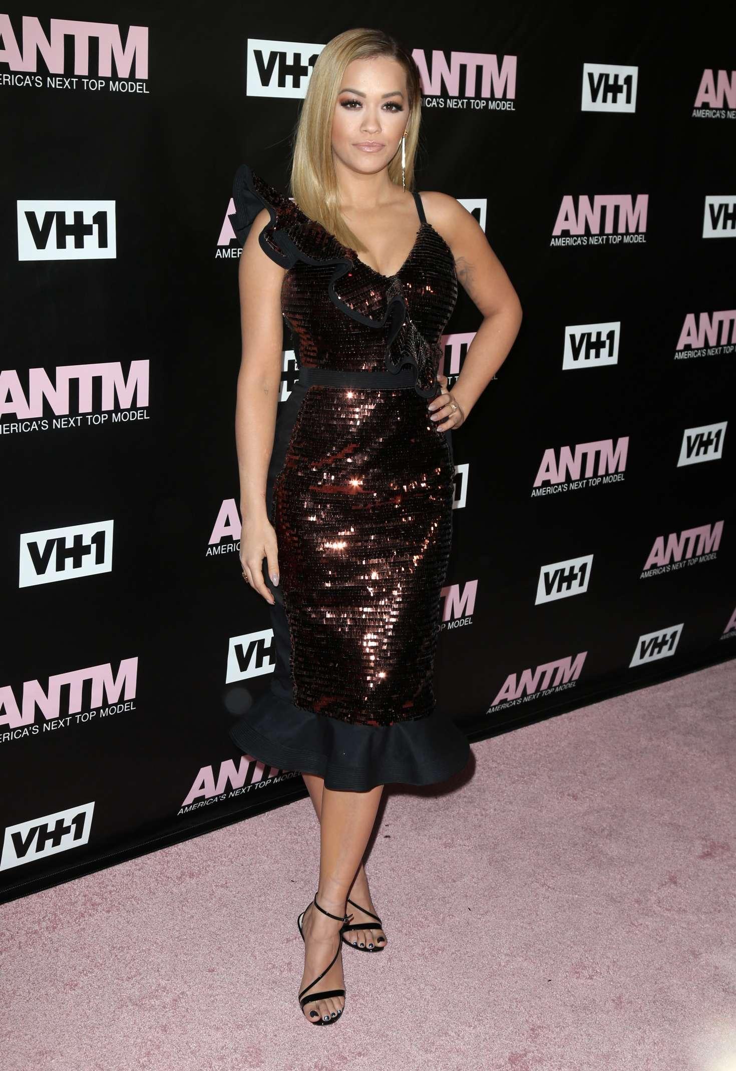 Rita Ora 2016 : Rita Ora: Americas Next Top Model Premiere Party -20