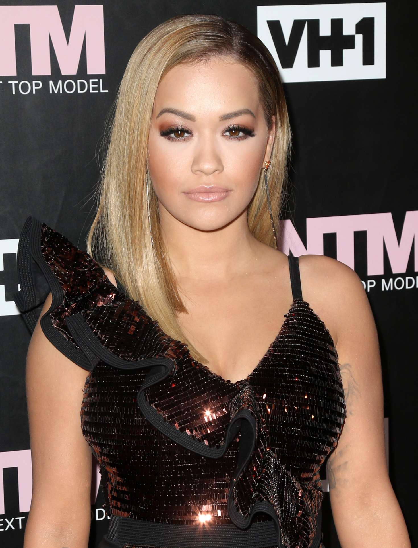 Rita Ora 2016 : Rita Ora: Americas Next Top Model Premiere Party -21