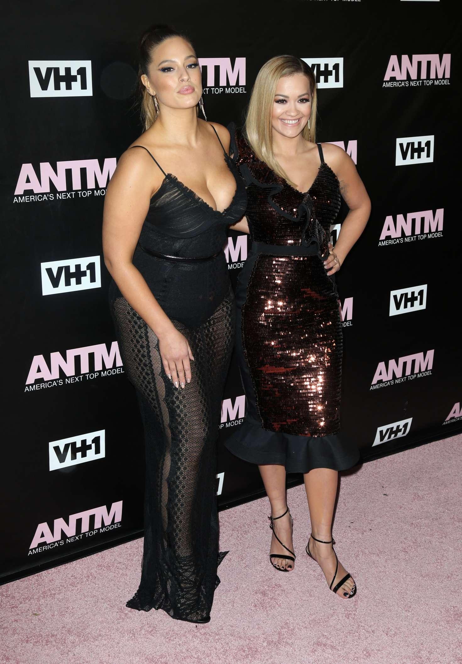 Rita Ora 2016 : Rita Ora: Americas Next Top Model Premiere Party -22