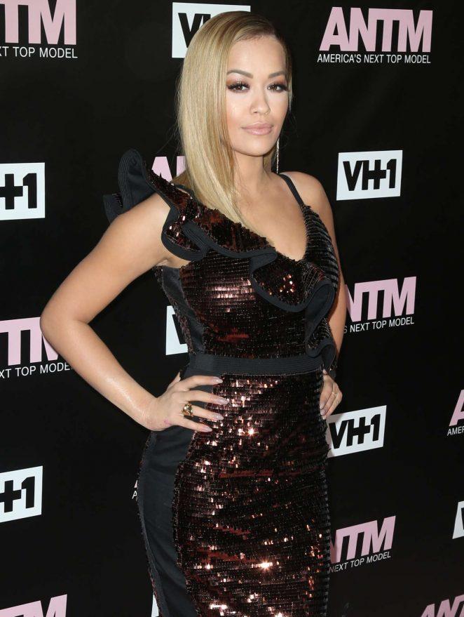 Rita Ora 2016 : Rita Ora: Americas Next Top Model Premiere Party -24