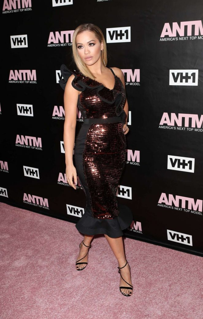Rita Ora: Americas Next Top Model Premiere Party -28