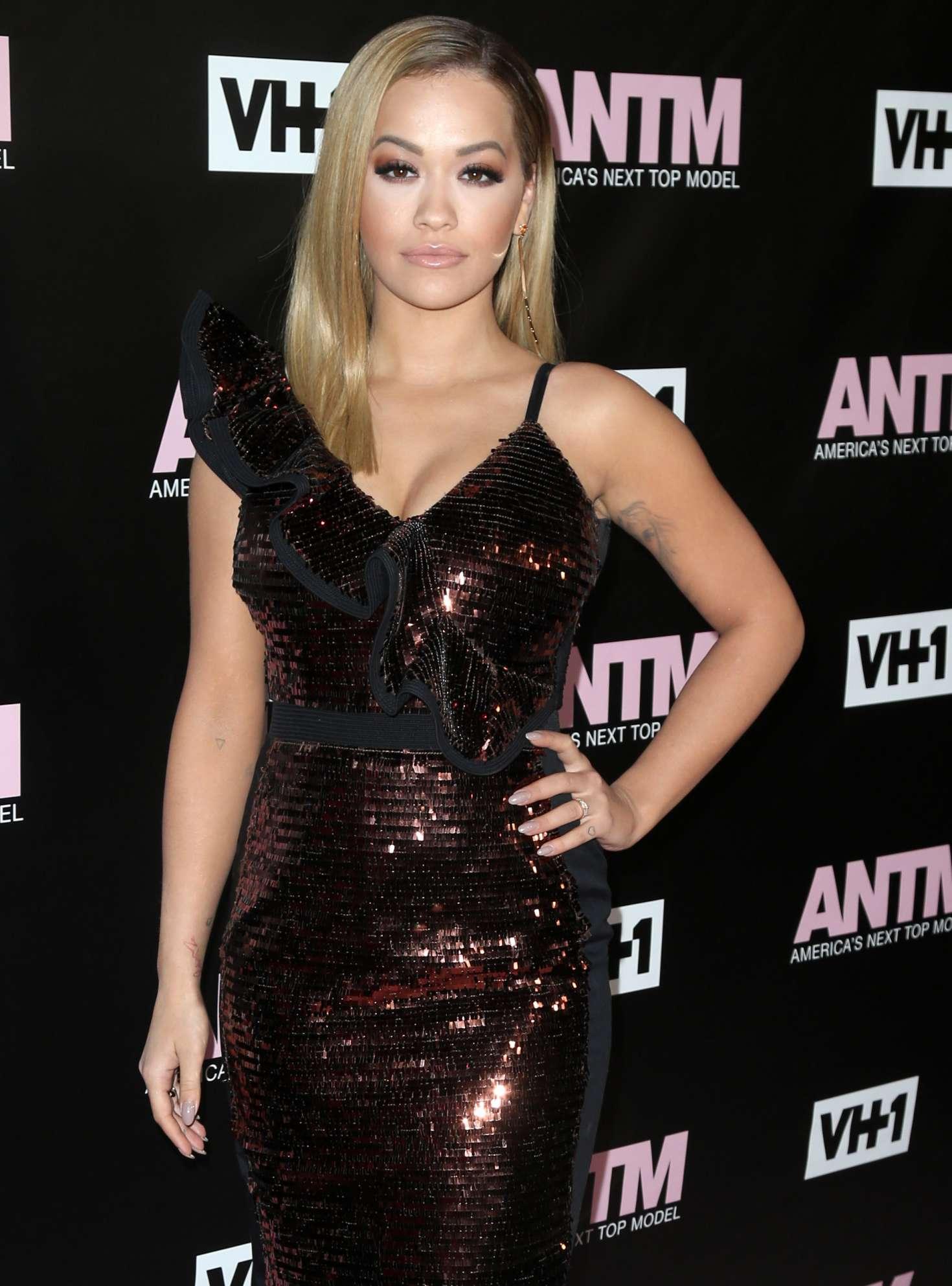 Rita Ora 2016 : Rita Ora: Americas Next Top Model Premiere Party -29