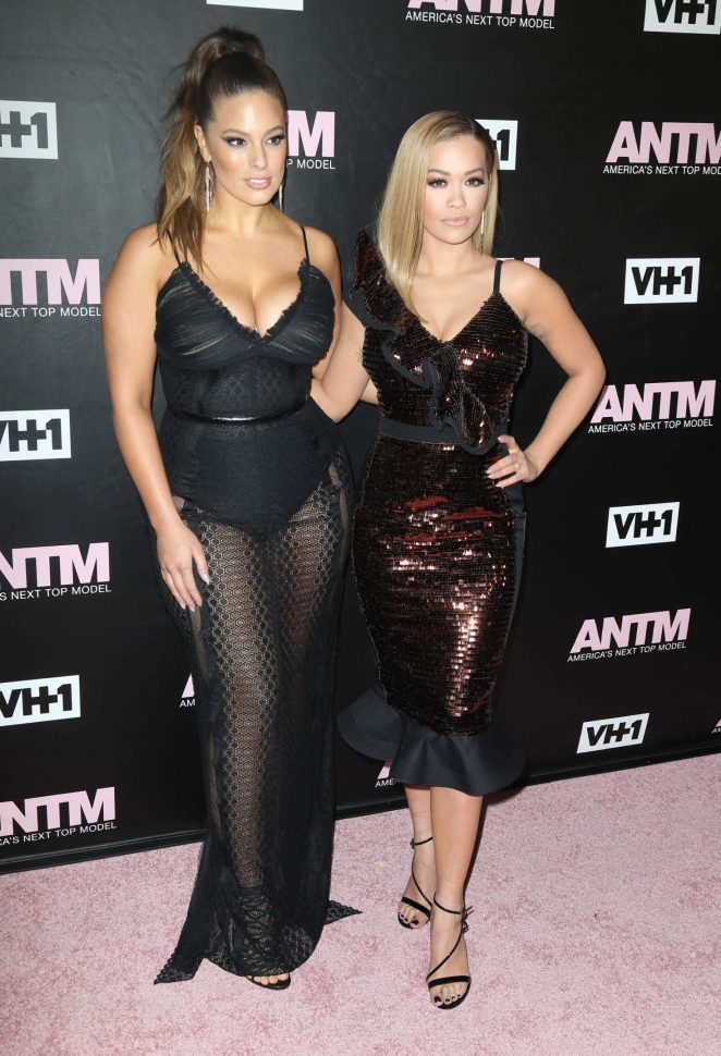 Rita Ora 2016 : Rita Ora: Americas Next Top Model Premiere Party -31